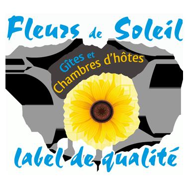 Logo Fleurs de Soleil label de qualité